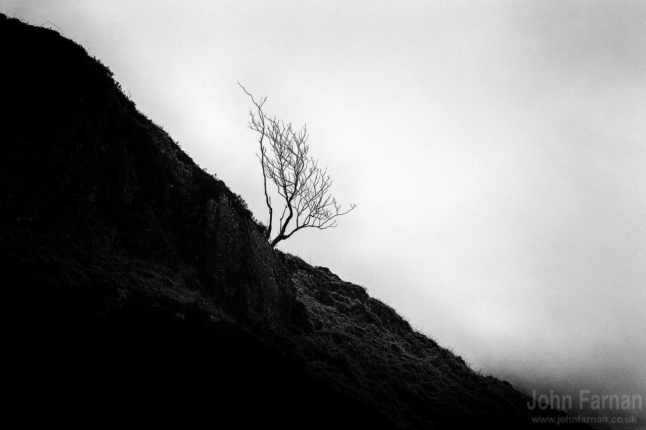 scottish landscape image Glen Etive