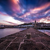 Porthleven Pier Cornwall