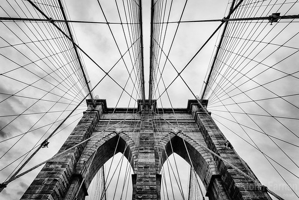 The Brooklyn Bridge