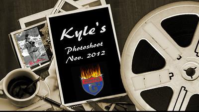 KYLE photoshoot video G2