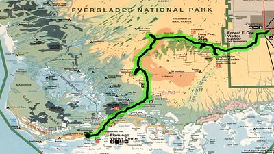 Everglades National Park...7 mins to Flamingo with G2