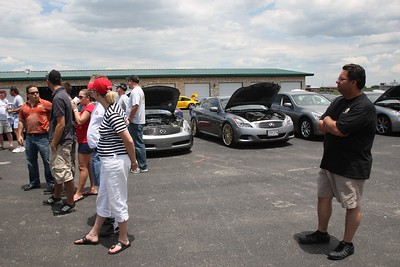 Car Show and Track Day 2008