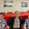 L to R:   Stan Rodkin, Danny Tow, Herb Shatoff