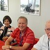L to R:   Bill Scheffel, Bill Howard, Yvonne Engholm, Howard Chiger & Dave Carosella