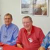 L to R:   Vlad Nicolayeff, Dick Turner, Bill Scheffel & Bill Howard
