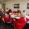 The rest of the GA retirees luncheon group