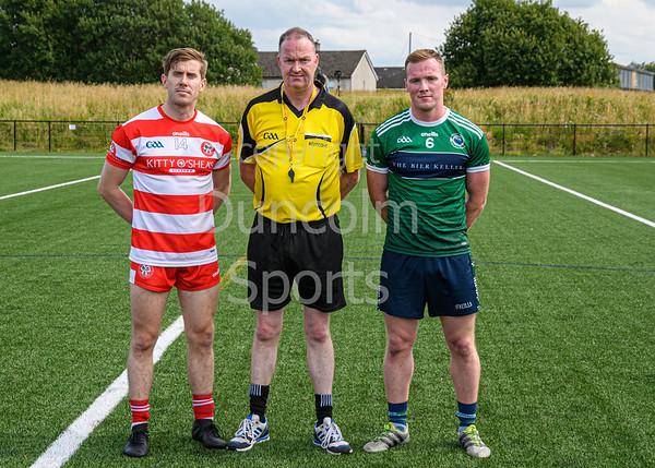 3 August 2019 at Clydebank Sports Hub. <br /> GAA  North of Britain Senior League Final - Glasgow Gaels v Dunedin Connollys