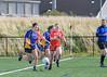 31 August 2019 at Clydebank Sports Hub. GAA Women's Gaelic Football - North of Britain Intermediate Championship match -  Glasgow Gaels v John Mitchels GAA Liverpool