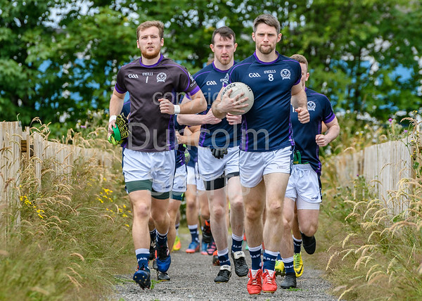 6 July 2019 at Clydebank Sport Hub. GAA All-Ireland Inter-County JFC semi-final - Scotland v Kerry