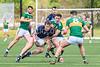6 July 2019 at Clydebank Sport Hub. GAA All-Ireland Inter-County JFC semi-final - Scotland v Kerry