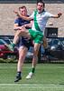 27 June 2021 at Clydebank Community Sports Hub. Britain GAA Inter County Championship match - Scotland v London.