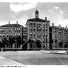 St. John's Hospital stood on Jackson Avenue in Hunters Point. The Citicorp Building is now at this location.