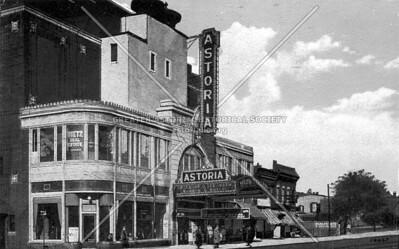 Astoria Movie Studio on Steinway Street and 30th Avenue.