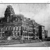 The first Queens County Court House on Jackson Avenue in Long Island City