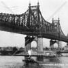 The Queensboro Bridge is twice as long as the Manhattan, Brooklyn, or Williamsburg Bridges.