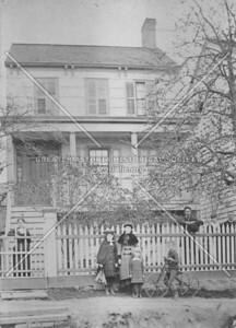 St. George's Row (Welling Street) 1884