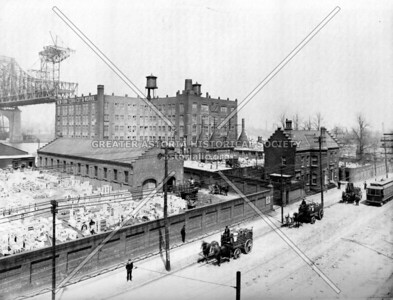 The Terra Cotta Company located on a three-acre site which opened in 1886