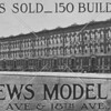 Advertisement, Mathews Models Flats, located on 48th Street in Long Island City, built between 1915 and 1925.  (In addition to Astoria, Mathews Model Flats are also found in Ridgewood, Sunnyside, and Woodside.)  Named after builder Gustave X. Mathews.