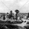 Circa 1861 view of Morrisania showing 160th Street at Brook and Third Avenues