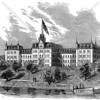 Immigrant Hospital on Wards Island