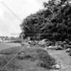 East River coastline in East Elmhurst, just south of LaGuardia Airport (c.1900)