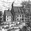 Jacob Kip house built at today's 35th Street and Second Avenue (1655)
