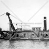 "Dredge ""Hell Gate"" in New York harbor (c. 1930)"