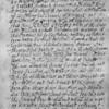 Copy of Governor Thomas Dongan's colonial grant confirming Brooklyn township, 1686