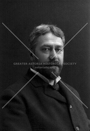 August Gustav Lindenthal NYC, reform administration's first Commissioner of Bridges 1902.