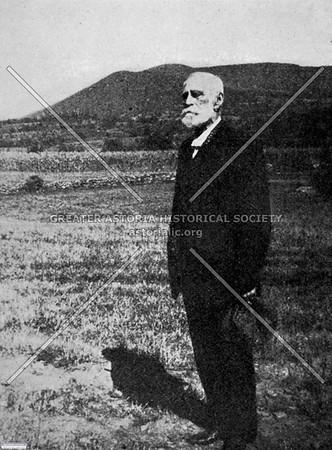 "Dr. Thomas C. Rainey: ""The father of the [Queensboro] Bridge."""