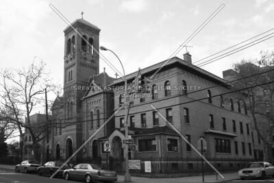 St Joseph R C Church on 30th Avenue in Astoria