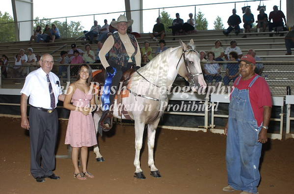 CLASS 11 SPOTTED HORSE OPEN SPECIALTY