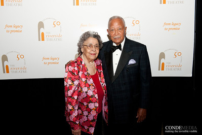 RIVERSIDE THEATRE LEGACY TO PROMISE GALA  2011 / DAVID DINKINS AND WIFE www.facebook.com/richardcondemedia  www.instagram.com/richard_conde_photography/  www.facebook.com/richardcondemedia  www.instagram.com/richard_conde_photography/