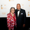 RIVERSIDE THEATRE LEGACY TO PROMISE GALA  2011 / DAVID DINKINS AND WIFE
