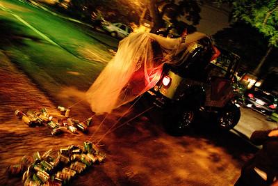 Casamento de Ana Luiza e Paulo, 02/10/2009.