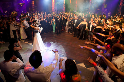 Casamento de Letícia e Rodrigo em 04/09/2010. Moinho Eventos, Moóca - São Paulo, SP. Fotos: Murillo Medina.