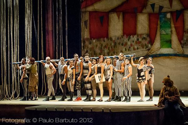 Circo Roda - Caravana - Maio 2012