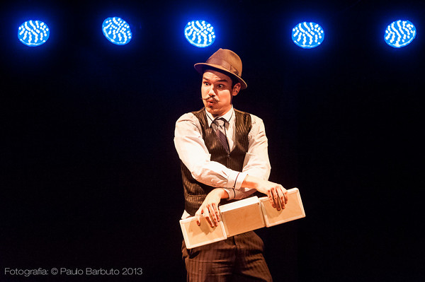 Lumineiro - Trixmix Cabaret - Junho 2013