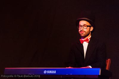 Escalafobética - Trixmix Cabaret - Maio 2013