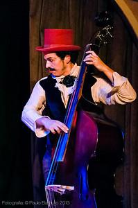Alvaro Lages - Escalafobética - Trixmix Cabaret - Maio 2013
