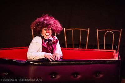 Rubra - Escalafobética - Trixmix Cabaret - Maio 2013