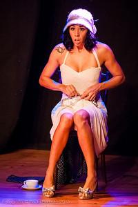 Mariana Duarte - Mirna - Trixmix Cabaret Maio 2013