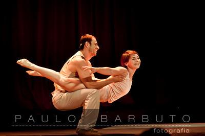 Marina Bombachini e Carlos Cosmai