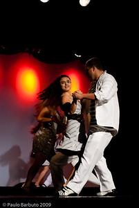 Apresentação da Talita, Espaço Interativa Dance, novembro de 2009.