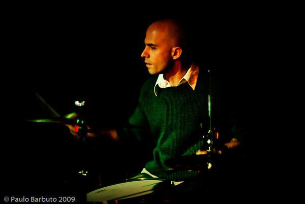 Bocato no Kabul, com canja de Alex Buck, Setembro de 2009.