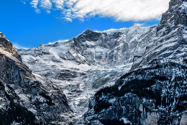 Grindelwald - Suiça - Janeiro 2013