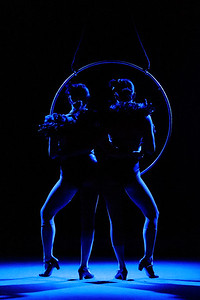Bel Mucci e Natália Presser  - Trixmix Cabaret - Julho 2012