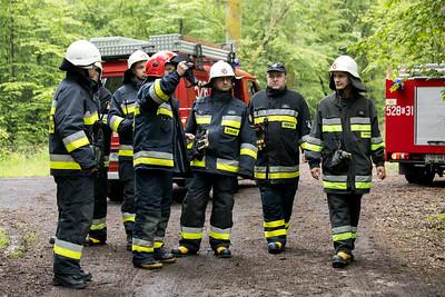 Manewry strażackie