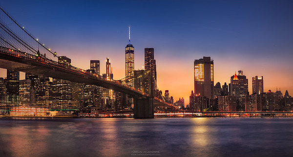 Puente Brooklyn, Freedom Tower