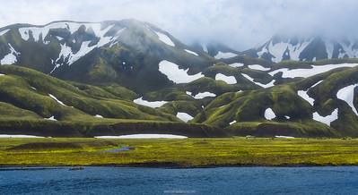 Islandia en algún lugar